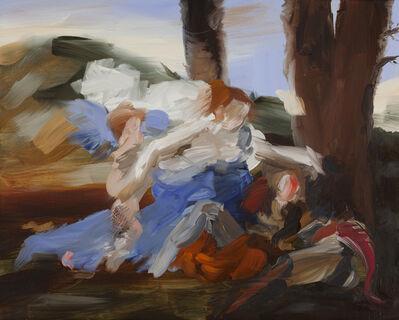 Elise Ansel, 'Rinaldo andArmida I', 2013