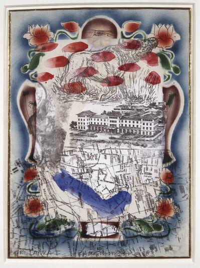 Robert Rauschenberg, 'Sri Lanka I', 1983