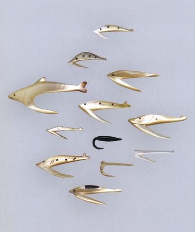 Fish Hooks of the Pacific Islands, 'Solomon Islands, Uki-Ulawa Area', ca. 19
