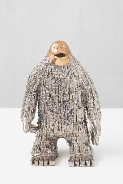 Tomas Dauksa, 'Surprised Bigfoot (When morning comes)', 2020