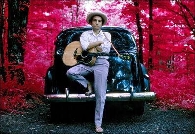 Elliott Landy, 'Bob Dylan, 1968 Woodstock NY', 1968