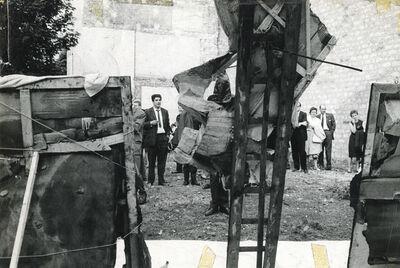 Marta Minujín, 'La destrucción', 1963
