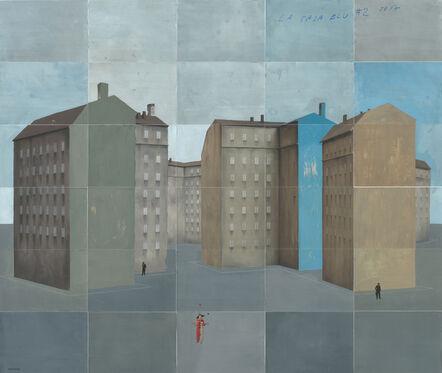 Paolo Ventura, 'La Casa Blu #2', 2017