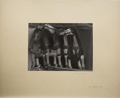 Manuel Álvarez Bravo, 'Los Obstáculos', 1929