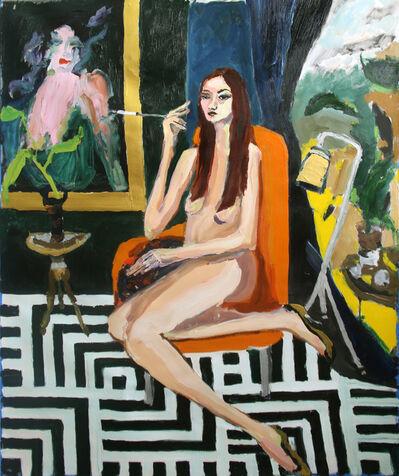 Bradley Wood, 'Madame Lorain', 2016