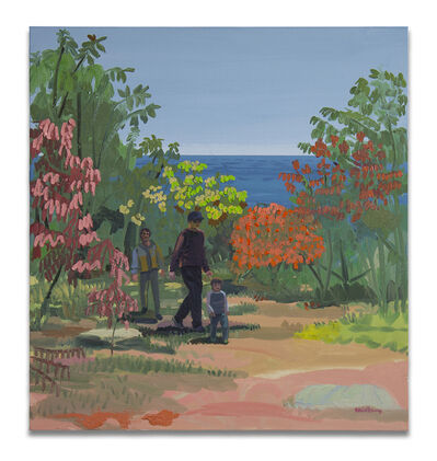 Daniel Heidkamp, 'Summer Walk', 2017