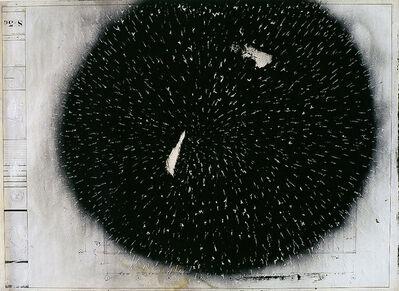 Aldo Tambellini, 'S-5g from Black Energy Suspended Series', 1989