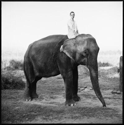 Arthur Elgort, 'Kate Moss, Nepal, British Vogue', 1993