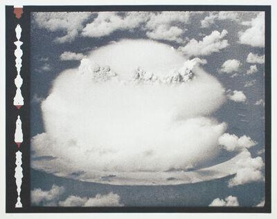 Bruce Conner, 'PUFF', 2003
