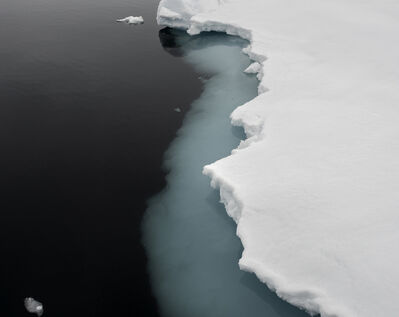 John Ruppert, 'Pack Ice Drift #6 / High Arctic, Svalbard, Norway', 2019-2021