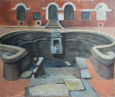 Niva Shrestha, 'Lon Hiti (Stone Fountain)', 2021