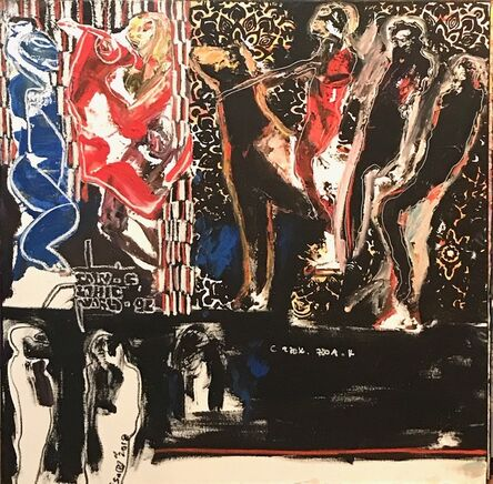 Soly Cissé, 'Untitled I', 2018