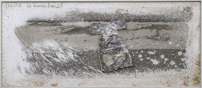 Anselm Kiefer, 'Für O.K. die Windsbraut', 2014