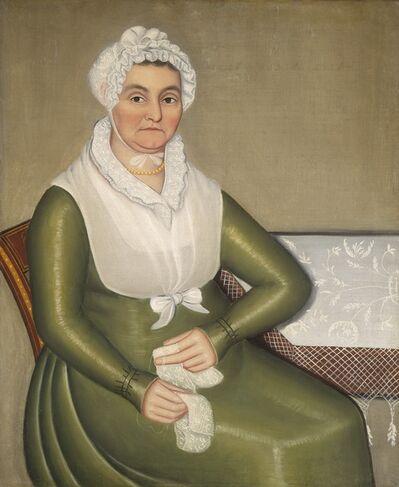 Ammi Phillips, 'Alsa Slade', 1816