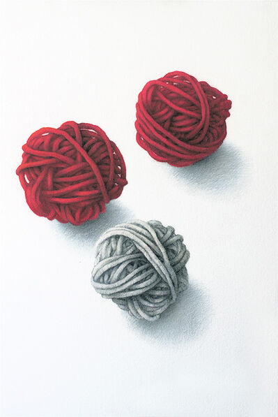 Elizabeth Johansson, 'Yarn Trio', 2012