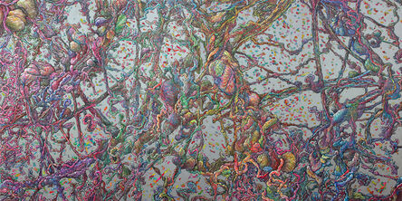 Mitsuo Kimura, 'Emotional Ocean', 2013