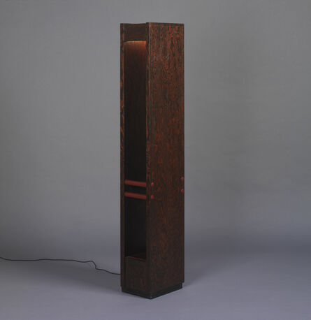 André Sornay, 'Umbrella stand with integrated lighting', ca. 1934