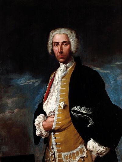 Giacomo Ceruti, 'Portrait of a Gentleman', ca. 1750