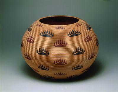 Louisa Keyser, 'Basket bowl', 1907