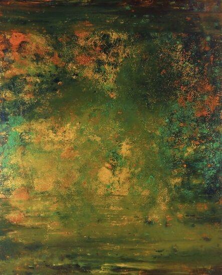 Wang Yazhong 王亚中, 'Green, Air, Water No.3', 2018