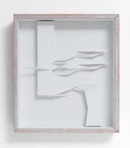 Eduardo Ramírez -Villamizar, 'Relieve en cartón ', 1991