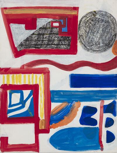 Shirley Jaffe, 'Untitled (#30)', 1996