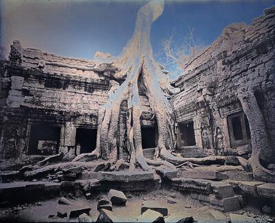 Binh Danh, 'Angkor Thom Ruins', 2017