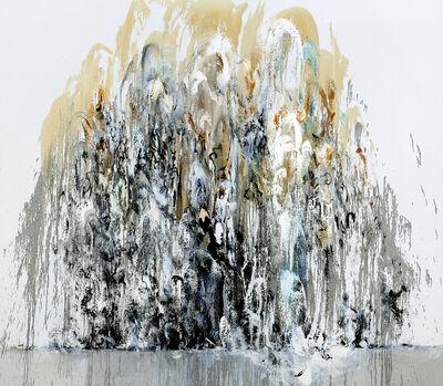 Maggi Hambling, 'Wall of water I', 2010