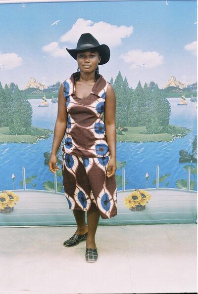 Philip Kwame Apagya, 'Happy day in Shama', 2006