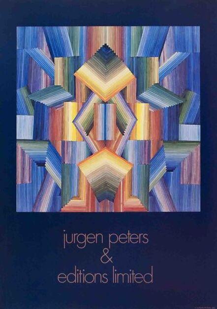Jürgen Peters, 'Prism', 1980