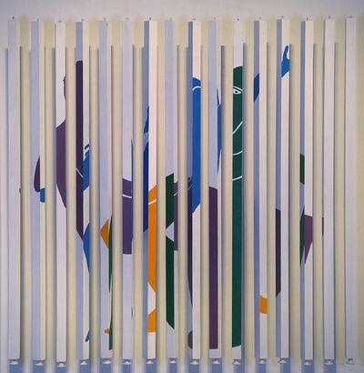 John Goodyear, 'Women of Art', 2014
