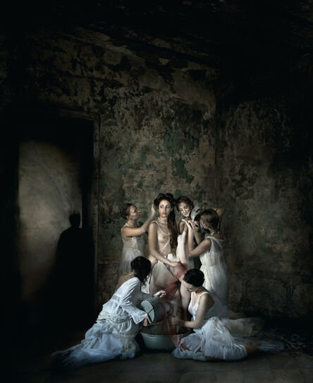 Michal Baratz Koren, 'Bathsheba', 2014