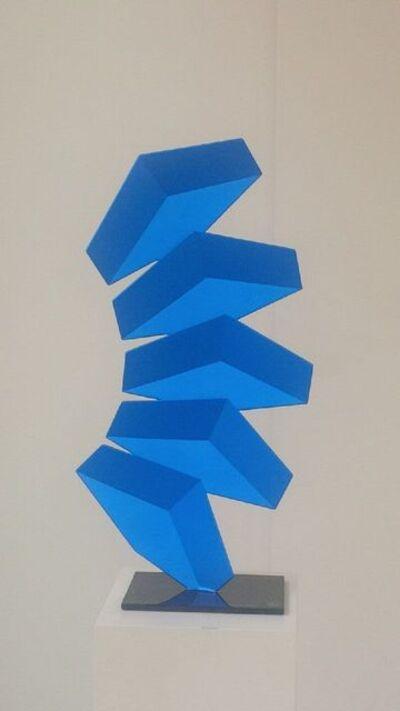 Rafael Barrios, 'Rasant, Ir. blue, Ed.1/4', 2013