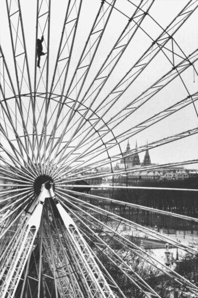 Martine Franck, 'Tuileries Gardens, Paris', 1985