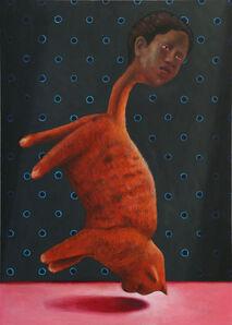 Paul Pretzer, 'Camino nocturno', 2020