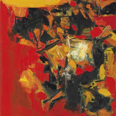 S. H. Raza, 'Hut', 1963
