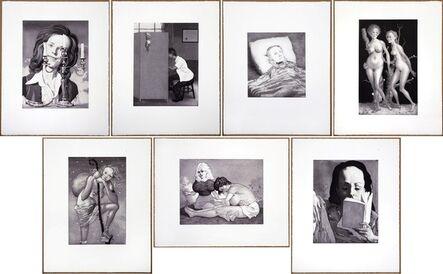 John Currin, 'Milestones', 2006