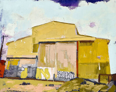 Daphne Minkoff, 'B Side 2', 2017