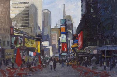 Marc Dalessio, 'Time Square', 2014