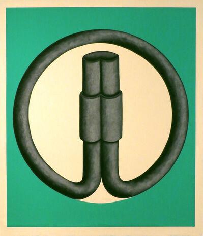 Dan Finsel, 'Andala-may Ossibilities-pay, (Atrilineal-may Ertilization-fay)', 2013