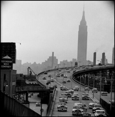 Burt Glinn, 'USA. New York City', 1952