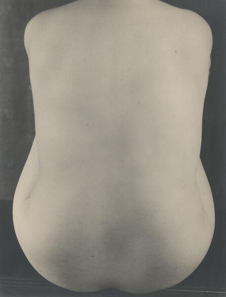 Edward Weston, 'Nude Study IV', Mexico 1925