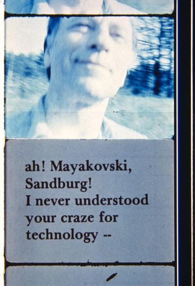 Jonas Mekas, 'Self Portrait…, c. 1975', 2013