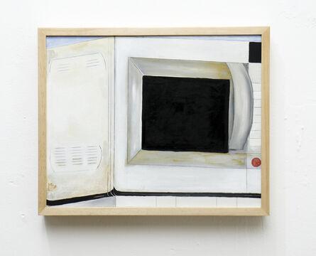 Victoria Núñez Estrada, 'De la seria Postrer trance, monachopsis', 2019