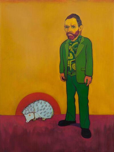 Shi Xinji, 'Van Gogh', 2009