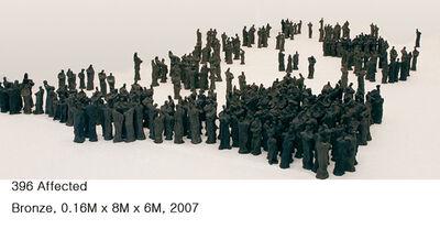 Won Lee, '396 Affected', 2008