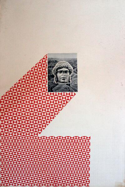 Matthew Craven, 'Red Bust', 2014