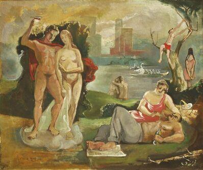 Patrick Morgan, 'DÉJEUNER SUR L'HERBE NEW YORK, 1937'