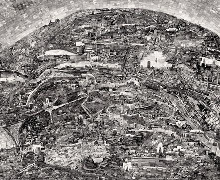 Sohei Nishino, 'Diorama Map Berlin', 2011