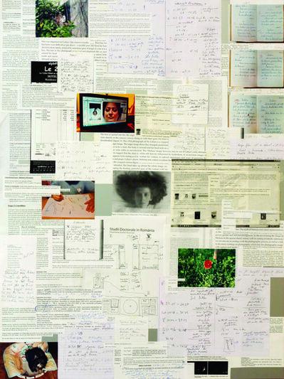 Aurora Kiraly, 'Untitled_Mixed Diaries', 2013